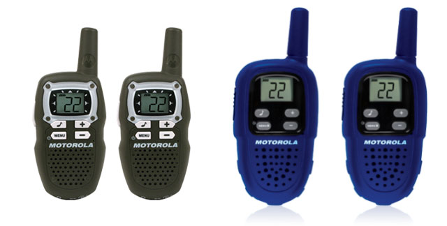 Motorola Two-Way Radios